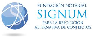 Fundación Notarial Signum Logo retina