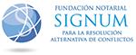 Fundación Notarial Signum Logo